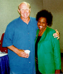 Terry Bradshaw & Lillie